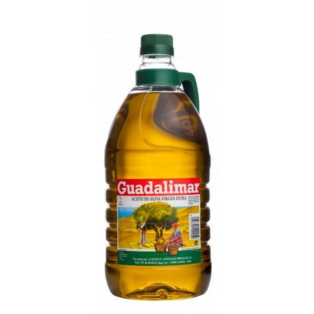 Aceite de Oliva Virgen Extra Guadalimar (Jaén) 2l. C/6