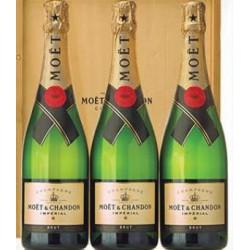 Champagne Francés Möet & Chandon Brut Imperial C/3